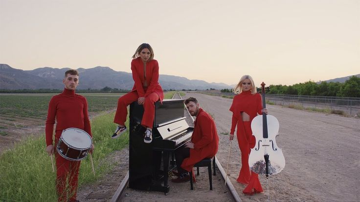 Clean Bandit - I Miss You feat. Julia Michaels [Official Video] - YouTube