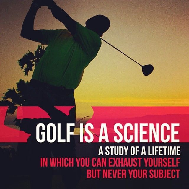 #GOLF #IS #SCIENCE (at The Bellezza Permata Hijau Apartment)