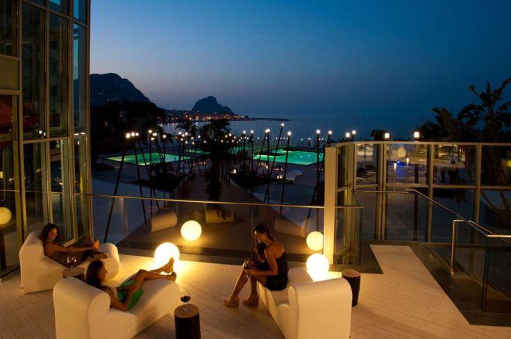 arflex - Boborelax armchair design Cini Boeri Architetti at Domina coral bay - Sicilia #arflex #boborelax #armchair #ciniboeri #domina #sicilia #hotel