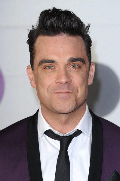 The sexy robbie Williams
