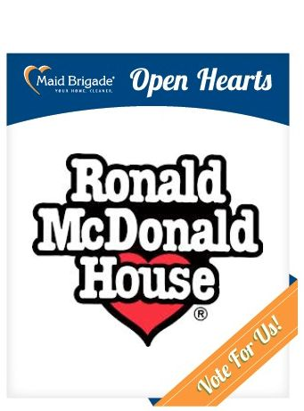 persuasive speech ronald mcdonald house charities Ronald mcdonald house charities received a $100 million donation monday morning, their largest single gift ever.