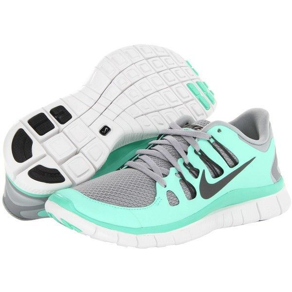 Nike Free 5.0 Tiffany Blue Black Gray