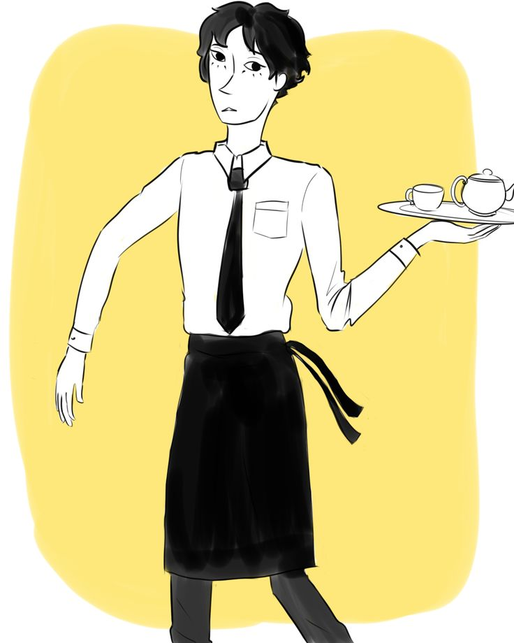 Coffeeshop AU Akaashi Keiji. idk man