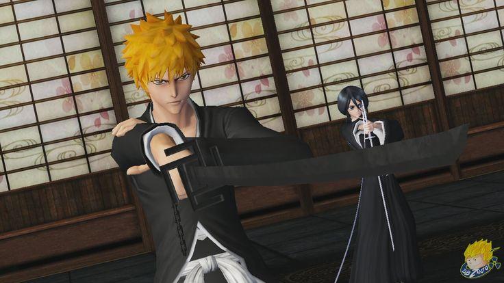 J-Stars Victory Vs: Bleach Vs Naruto  (woah this is so badass!!!! Where can i buy a copy?)