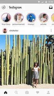 Instagram- gambar mini tangkapan layar
