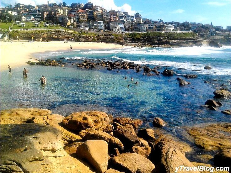 Bronte Beach, Sydney, Australia: http://www.ytravelblog.com/things-to-do-in-sydney-2/