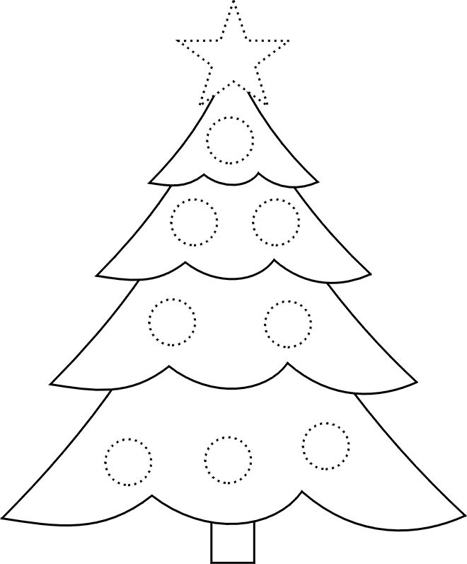 Best 25+ Christmas tree template ideas on Pinterest