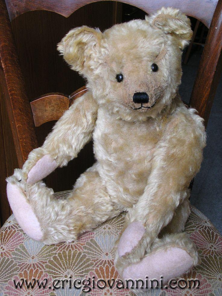 25 best la restauration d 39 ours et animaux en peluche images on pinterest bear plush animals. Black Bedroom Furniture Sets. Home Design Ideas
