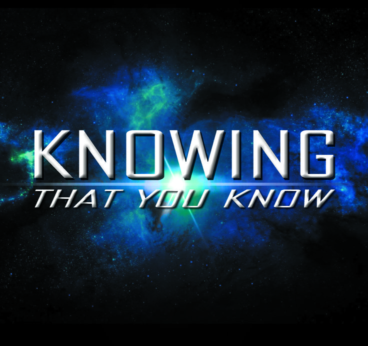 KNOWING THAT YOU KNOW - Can we know the voice of God? Jesus said we could. So what is all the confusion? 1-CD $5 http://www.liferecovery.com/sunshop/index.php?l=product_detail&p=17081