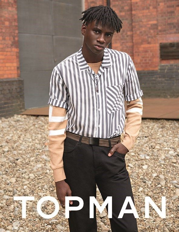 Image result for topman ad campaign