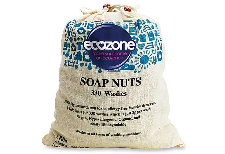 £12 Ecozone Soap Nuts (330 washes) TOTALLY WORKS cleans clothes- non toxic - easy to use - lasts forever!