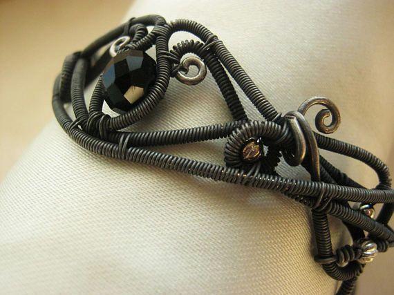 gothic jewelry gothic bracelet victorian gothic victorian