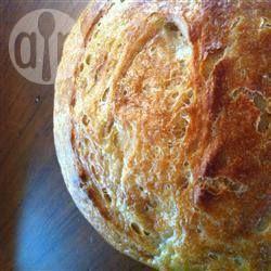 Pain sourdough (pain au levain de San Francisco)