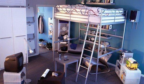 Продам кровать-чердак (ИКЕА) - обсуждение в форумах на E1.ru