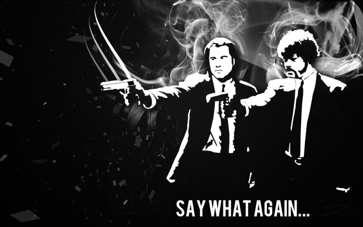 Bible Verse And Image Pulp Fiction Wallpaper: Pulp Fiction Wallpaper 13.png (1024×640)
