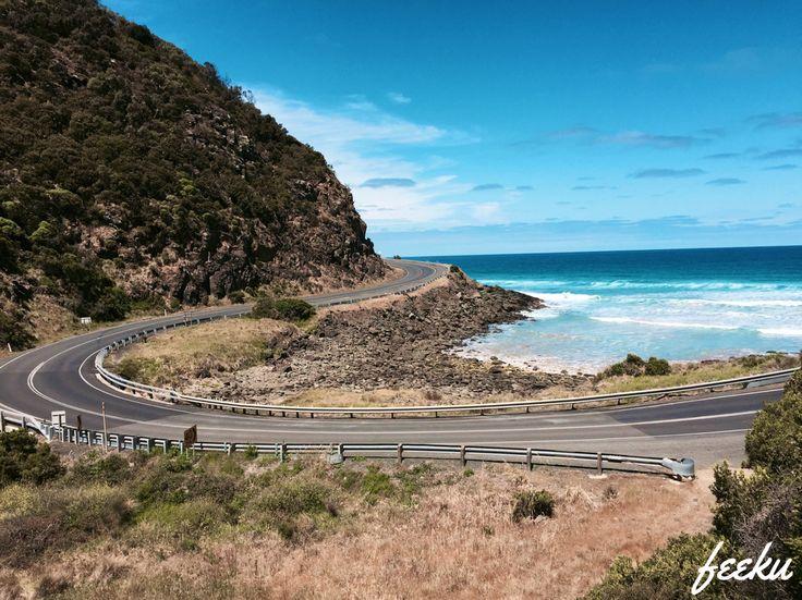 The Great Ocean Road, VIC