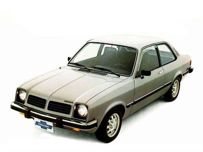 Fim do Chevette completa 20 anos:  Modelo da Chevrolet lançado em 1973 deixou espaço para a chegada do compacto Corsa http://oesta.do/1hA7xkj