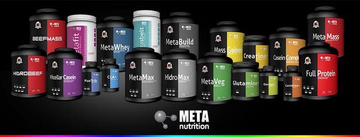 Suplementos Deportivos Meta Nutrition.  www.meta-nutrition.com