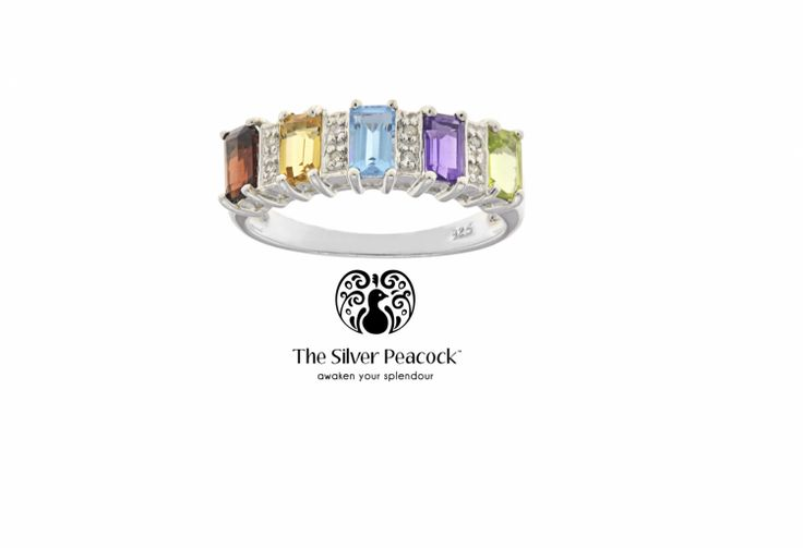 The Silver Peacock™ - RINGS