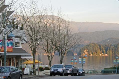 Deep Cove Vancouver BC