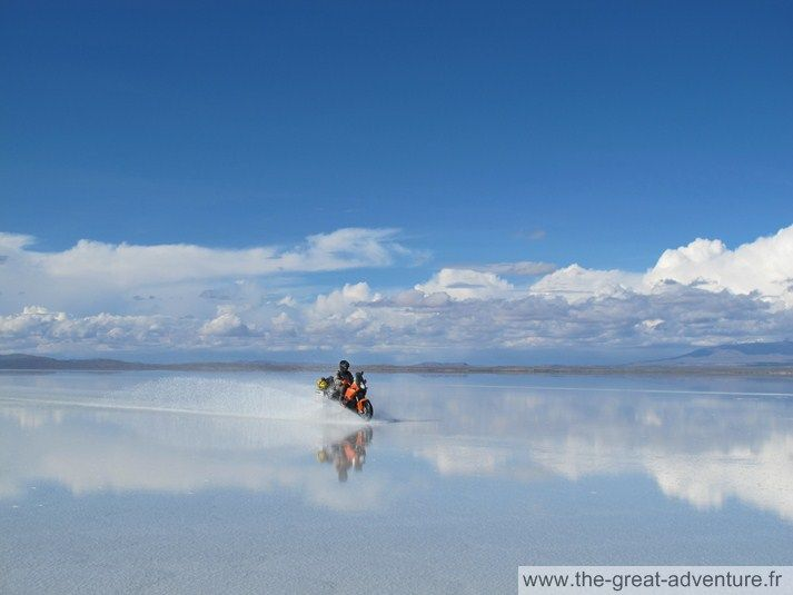 The Great Adventure ! » From Patagonia to Alaska!