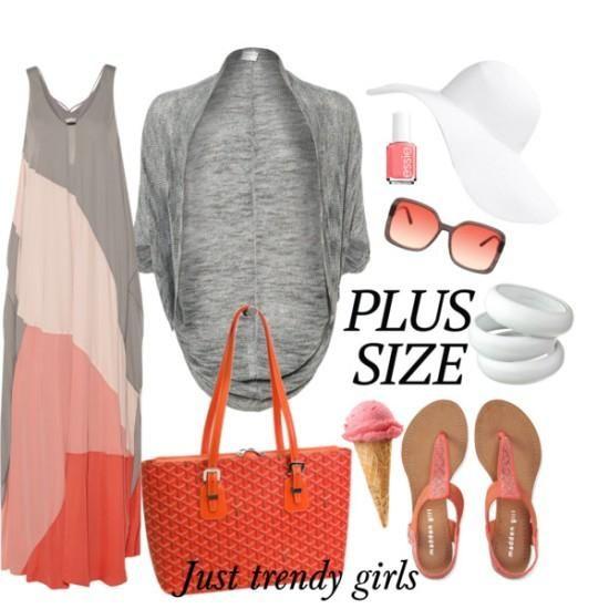 plus size dresses- Clothes for curvy women