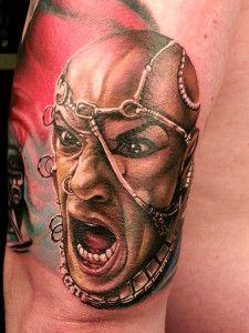 Sarah Miller INK Master Runner Up Temporada 2   Outra tatuagem