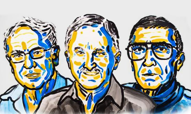 2015 Nobel Prize for Chemistry: Tomas Lindahl, Paul Modrich and Aziz Sancar honoured for mapping and explaining how cells repair their DNA and safeguard the genetic information