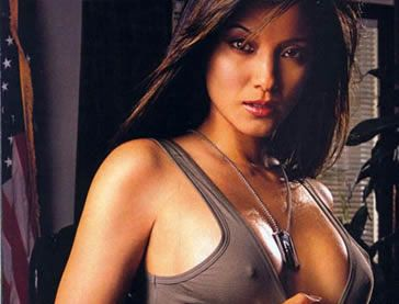sexy asian american actress