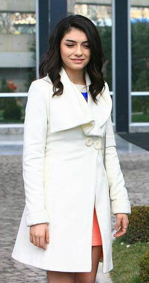 "Hazar Ergüçlü - ""Medcezir"" TV Series 2013/2014"