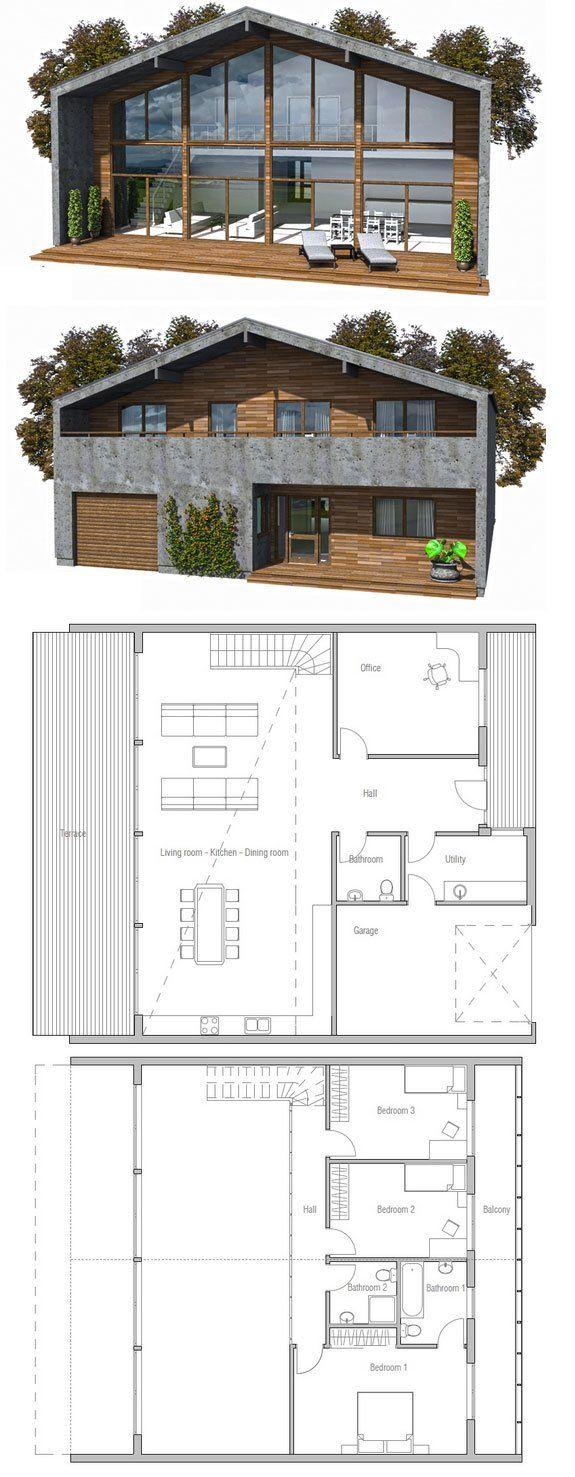 ^ 1000+ ideas about Narrow House on Pinterest Narrow house plans ...