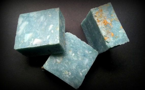 SEA HAG Handmade Soap with Lavender Ylang Ylang & by LaDonnaVerde