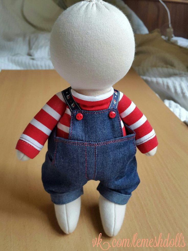 Выкройки кукол - Страница 8 - Форум