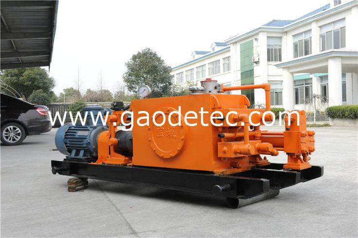 grout pump manufacturer