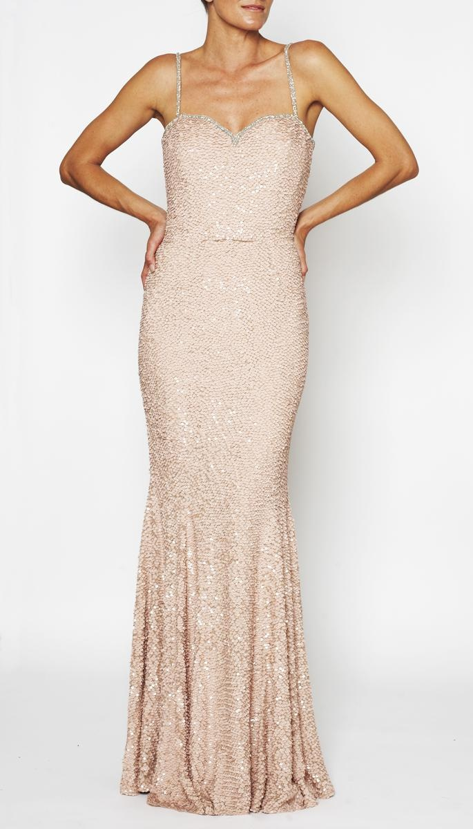 Rachel Gilbert 'Allesandra' Gown xx