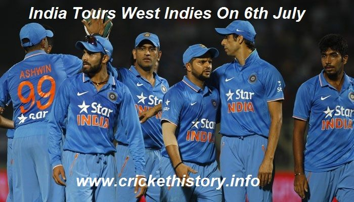 India Set To Begin The West Indies Tour For 7 Weeks To Start On 6th July. #IndvsWi #india #cricket #t20 #testmatches #Dhoni #Virat #IPL