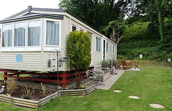 Cardigan Bay Static Caravan Hire | SQUIRRELS RETREAT