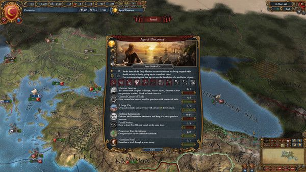 Save 20% on Expansion - Europa Universalis IV: Mandate of Heaven on Steam