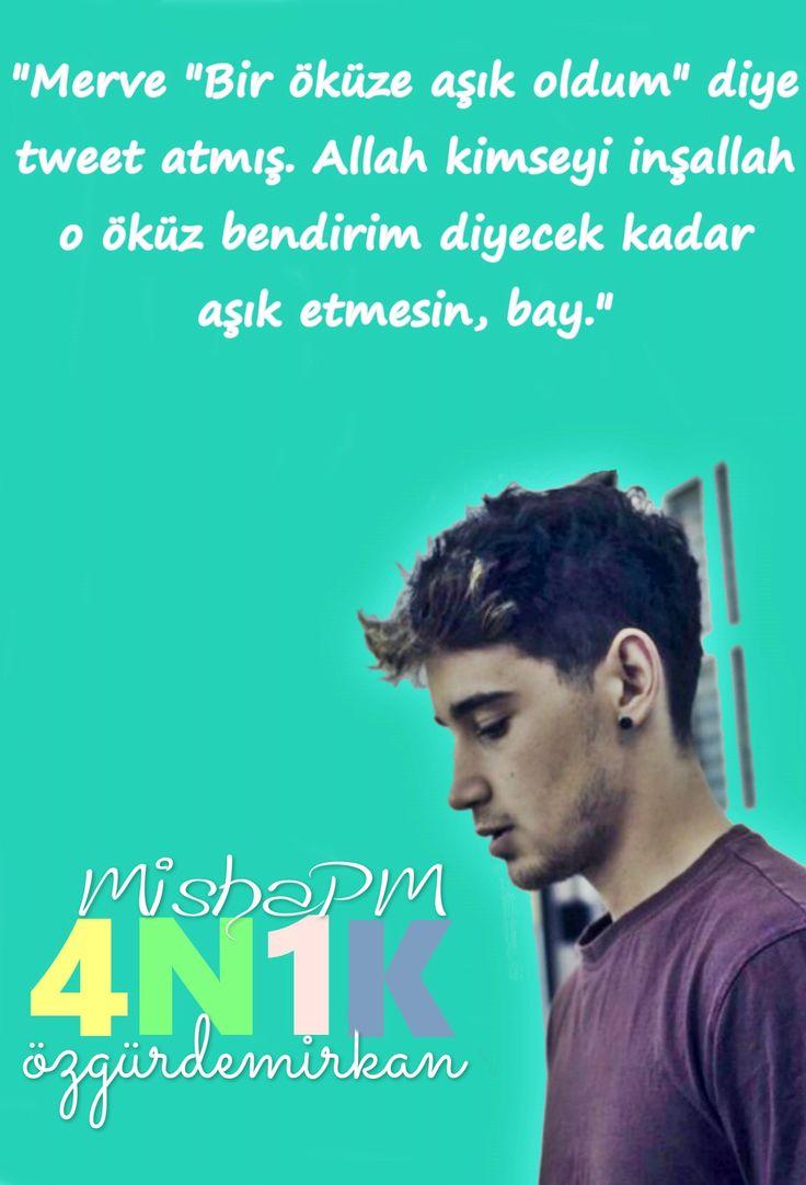 Wattpad Türkiye, Hikye: 4N1K Yazar: MishaPM Karakter: Gökhan Karademir