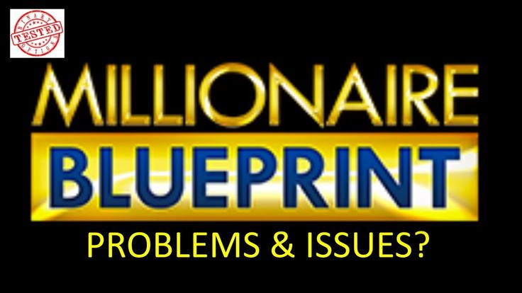 Millionaire Blueprint Register Problem Review Scam Binary Options Signal...