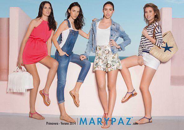 Sandalias planas http://www.marypaz.com/blog/2014/05/ir-comoda-pero-a-la-moda/