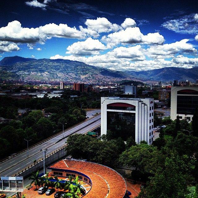 Medellín in Antioquia