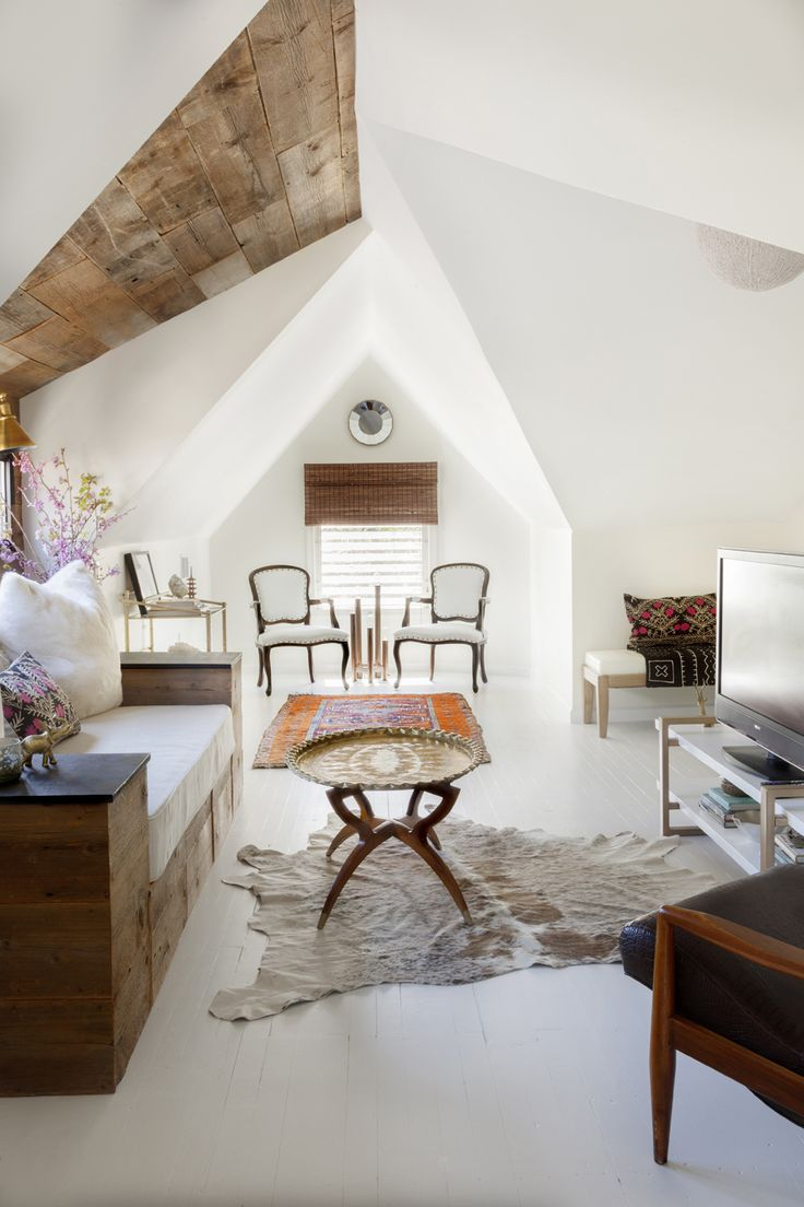 Best 25+ Attic living rooms ideas on Pinterest | Attic rooms, Attic  inspiration and Attic furniture inspiration