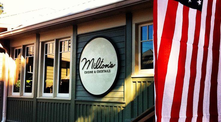 Milton Ga Farm To Table Restaurants