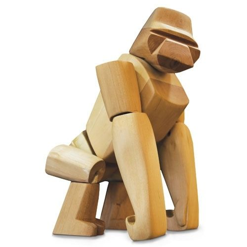 Cool wooden toy