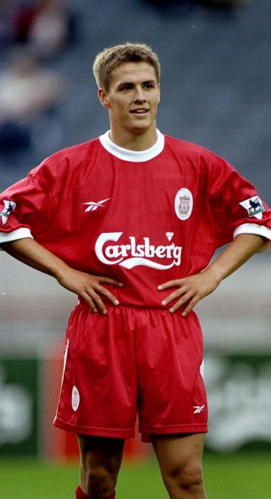 #MichaelOwen ~ Liverpool FC #LFC