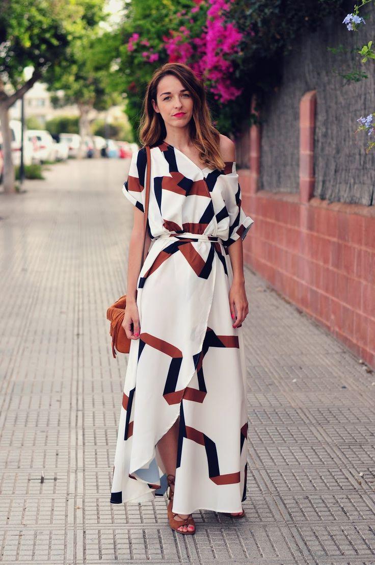 Vestido Geométrico By Corazon Maniqui