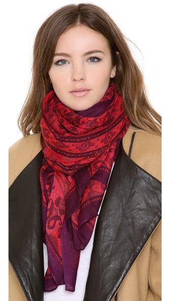 7 best styling with scarves images on Pinterest | Scarfs ...