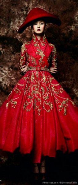 Christian Dior   Haute Couture F/W 2007-08