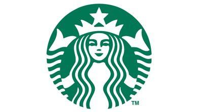 """""""More than coffee"""": Starbucks Logos, Clean Logos, Branding Logos"""